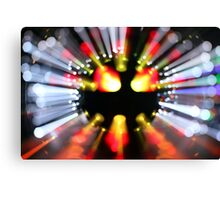 graphic equalisers Canvas Print