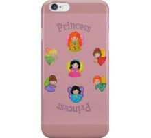 Angels for a little Princess iPhone Case/Skin