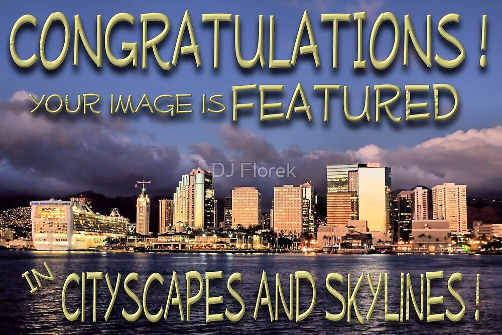 Cityscapes Feature Banner by DJ Florek