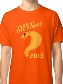Year of the Snake (Escaped Version) Classic T-Shirt