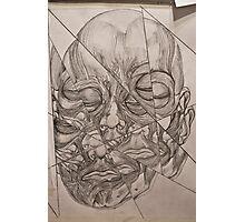 Facial Structure - PROGRESS UPDATE 2 Photographic Print