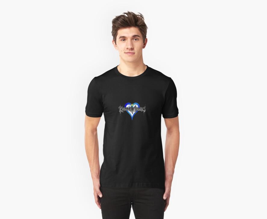 Kingdom Hearts Logo by Jeff Rogers