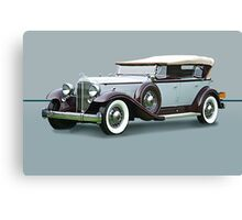 1932 Packard Twin Six Dual Cowl Phaeton w/o ID Canvas Print