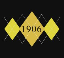 Abstraq Inc: 1906 Argyle (gold) by Abstraq
