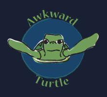 Awkward Turtle by saikobi