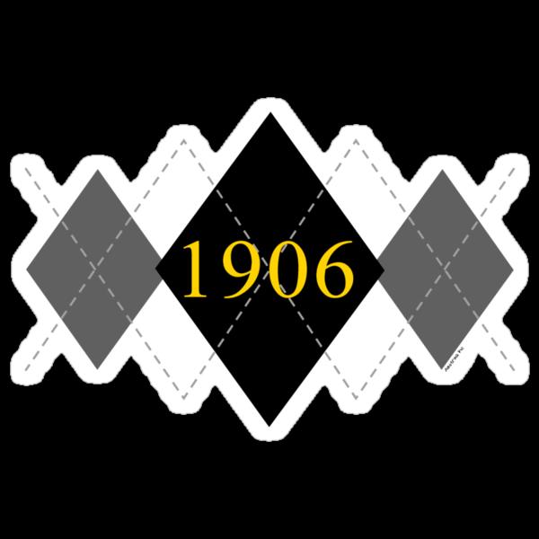 Abstraq Inc: 1906 Argyle (black) by Abstraq