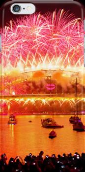 Sydney New Year Firework by ramanandr