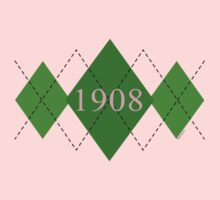 Abstraq Inc: 1908 Argyle (green) by Abstraq