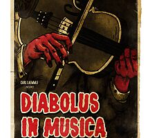 Devil in Music - Violin by davidj8580