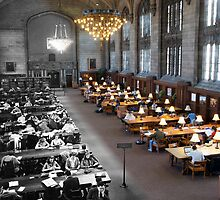 Harper Library: 1945-2012 by Avi Schwab
