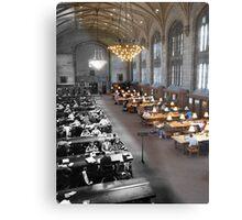 Harper Library: 1945-2012 Metal Print