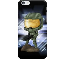Chibi Master Chief alt. iPhone Case/Skin