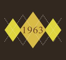 Abstraq Inc: 1963 Argyle (gold) by Abstraq