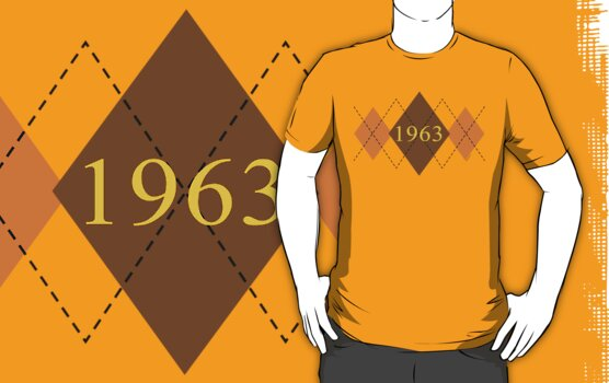 Abstraq Inc: 1963 Argyle (brown) by Abstraq