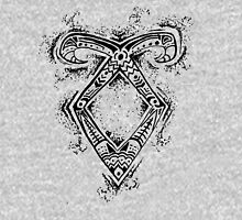 Graceful Angelic Rune Unisex T-Shirt