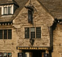 Bankes Arms Sticker
