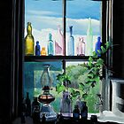 Naomi's Window by Richard Mordecki