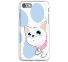 Cute Kitty (3) iPhone Case/Skin
