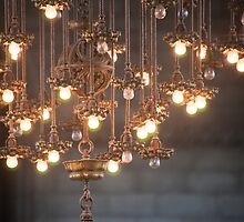 Harper Chandelier by Avi Schwab