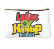 Ladies of Hip-Hop 5-Colours Studio Pouch