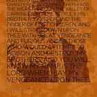 Ezekiel 25:17 by sudhirnair