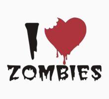 iLove Zombie by lilbob1