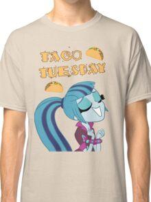 Sonata Dusk - Taco Tuesday - MLP FiM - Brony Classic T-Shirt