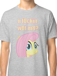 Fluttershy - MLP FiM - Brony Classic T-Shirt