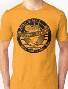 Angel Grove Gym and Juice T-Shirt