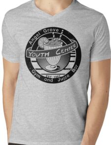 Angel Grove Gym and Juice Mens V-Neck T-Shirt