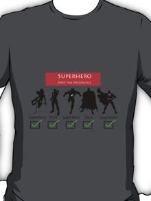 SuperHero StD T-Shirt
