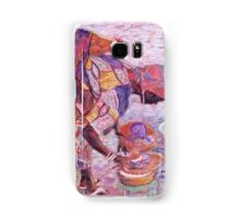 Time to eat Samsung Galaxy Case/Skin
