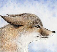 Swift Fox by Mariya Olshevska