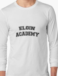 Elgin Academy Basketball Long Sleeve T-Shirt
