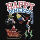 Happy Wheels design by Andaimaru