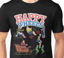 Happy Wheels design Unisex T-Shirt