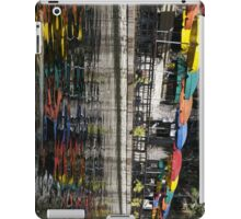 Colorful Umbrellas iPad Case/Skin