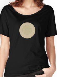 Space Diagrams II Women's Relaxed Fit T-Shirt