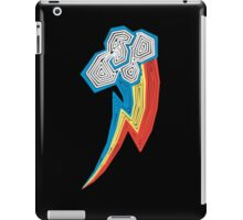 Rainbow Dash Cutie Mark Angle iPad Case/Skin