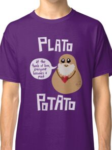 Plato Potato Classic T-Shirt