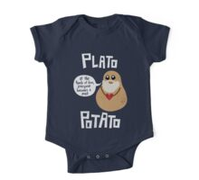Plato Potato One Piece - Short Sleeve