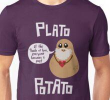 Plato Potato Unisex T-Shirt