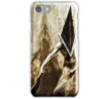 Pyramid Head iPhone Case/Skin