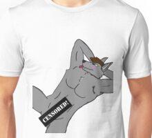 Do you even yiff? -Blush / No Text- Unisex T-Shirt