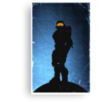 Halo 4 - Spartan 117 Canvas Print