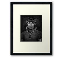 Count Guido Framed Print