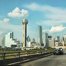 Dallas Skyline by Dyle Warren
