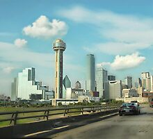 Dallas Skyline by Dyle Warren