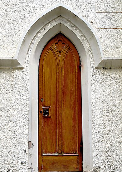 A Side Door to the Cathedral © by Ethna Gillespie