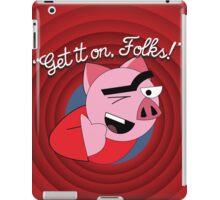 "Adam Carolla's ""Spanky Ham"" iPad Case/Skin"